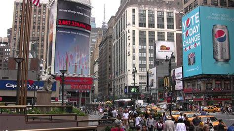 New York Citymanhattan Sightseeing Tour Youtube