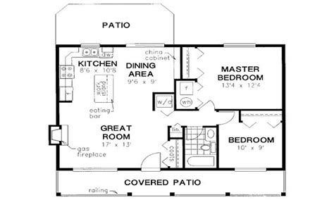 Home Design 900 Sq Feet : 900 Square Feet House Floor Plans 900 Square Feet