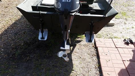 Trim Tabs For Jon Boat by Slt Self Leveling Tabs Page 3 The Hull