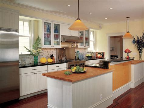 Stationary Kitchen Islands Pictures & Ideas From Hgtv  Hgtv