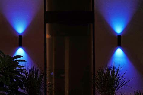 philips hue unwraps   outdoor lights designed