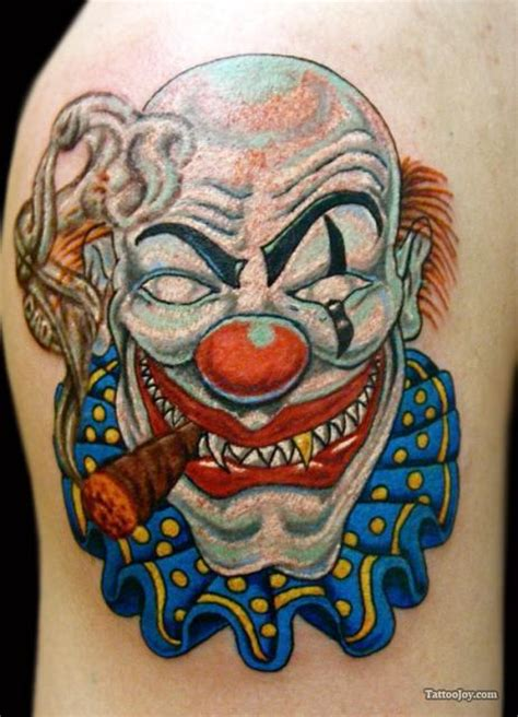 Imagenes De Tatuajes De Payasos Tatuajes Para Mujeres Y