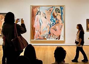 Limpia tres grandes Picassos del MoMA con su propia saliva