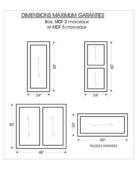 hotte cuisine verticale portes georges fabricant de portes d 39 armoires en bois