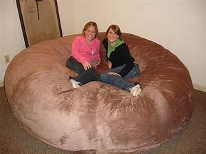 giant bean bag bed on the hunt With biggest bean bag bed