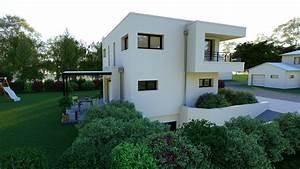 Sous Sol Maison : maison toiture terrasse avec sous sol ~ Melissatoandfro.com Idées de Décoration