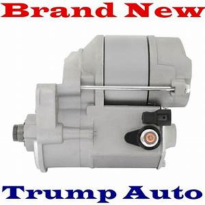 Starter Motor For Toyota Dyna 100 150 200 Series Engine 2y