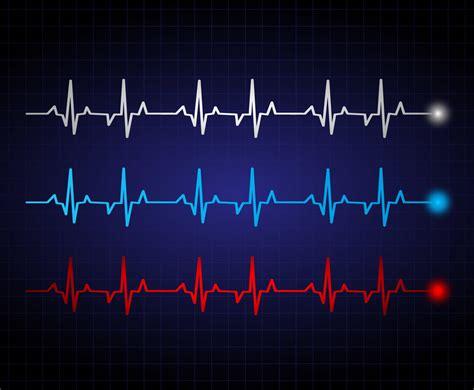 Heartbeat Illustration Vector Vector Art & Graphics ...