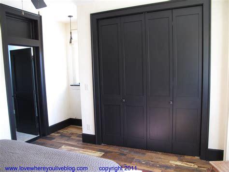 Trimming Closet Doors by Trim And Interior Doors An Ordinary Bi Fold Door