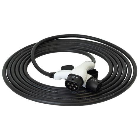 cable recharge voiture electrique carplug c 226 ble de recharge t2t2 10m 22kw 3 phases 32a voiture 233 lectrique housse