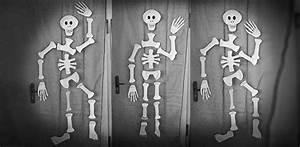 Basteltipps Für Halloween : pappteller skelett f r halloween basteln kinder ~ Lizthompson.info Haus und Dekorationen