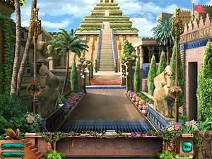 Hanging Gardens of Babylon - The Seven Wonders of the ...