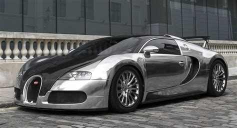 It is named after racing driver. Chrome And Carbon Bugatti Veyron Would Sure Look Sweet In Your Driveway | Carscoops