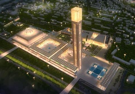 article bureau les ratés de la mosquée bouteflika à alger le parisien