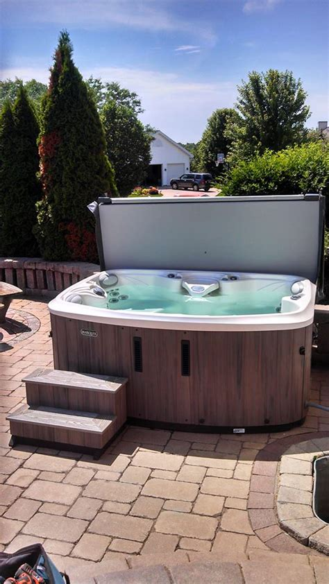 marquis spas patio pleasures