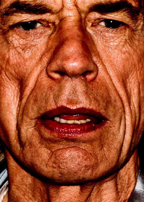 scariest celebrity close ups close ups pics scary