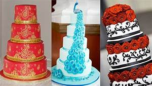 7 Tempting Wedding Cake Themes For Your Big Fat Indian
