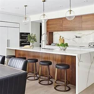 45, Stunning, Modern, Dream, Kitchen, Design, Ideas, And, Decor