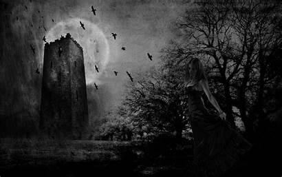 Gothic Dark Fantasy Wallpapers Artwork Wallpapertag