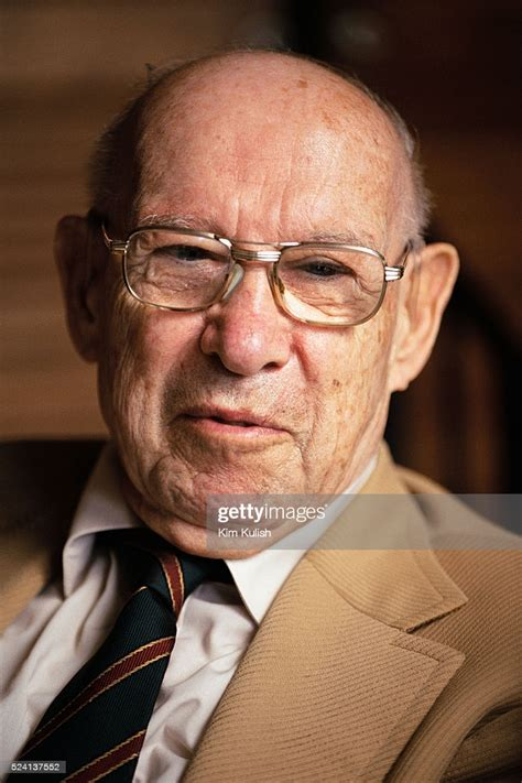 There were however some things he couldn't have foreseen. Peter Drucker is a world renown economist. He teaches at the... News Photo - Getty Images