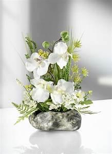 Kunst Für Zuhause : herrliches orchideengesteck f r ihr zuhause kunst textilpflanzen bader ~ Sanjose-hotels-ca.com Haus und Dekorationen