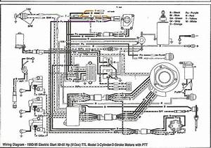 Johnson 60 Hp Vro Wiring Diagram