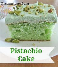 Pistachio Cake with Pudding Mix