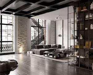 2 Chic and Cozy Cosmopolitan Lofts