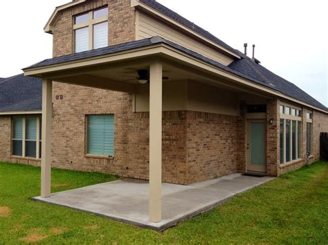 fitzgerld patio cover patio covers katy tx patio