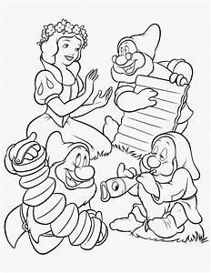 Fun  U0026 Learn   Free Worksheets For Kid   U0e20 U0e32 U0e1e U0e23 U0e30 U0e1a U0e32 U0e22 U0e2a U0e35  U0e2a U0e42 U0e19 U0e27 U0e4c U0e44 U0e27 U0e17 U0e4c Disney Snow White Coloring Pages