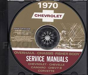 1970 Chevelle Wiring Diagram Manual Reprint Malibu  Ss  El