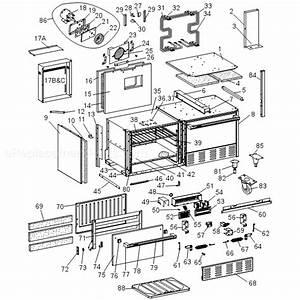 Garland S684rc Parts List And Diagram   Ereplacementparts Com