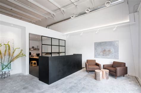 Office Interior Design by 7 Firms Design Their Own Office