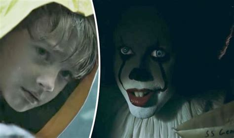 It movie clip - Pennywise the Clown meets six-year-old boy ...