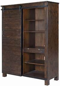 great rustic wood bookcases Pine Hill Rustic Pine Door Bookcase, MAG-H3561-21, Magnussen Home