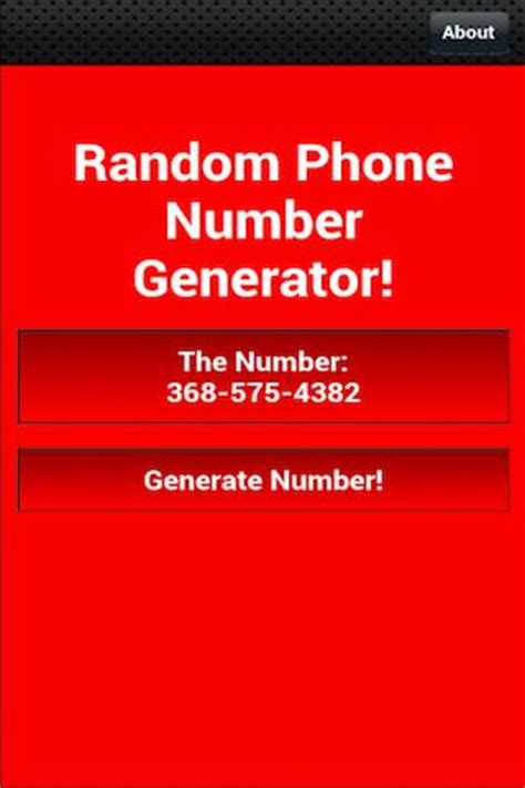 random phone numbers to text random phone number generator android apps on play