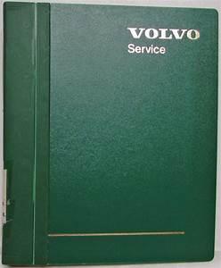 1975-1993 Volvo 200 Service Shop Manuals