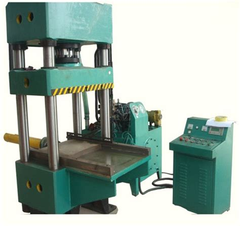 y32 hydraulic clay roofing tile press machine clay roof