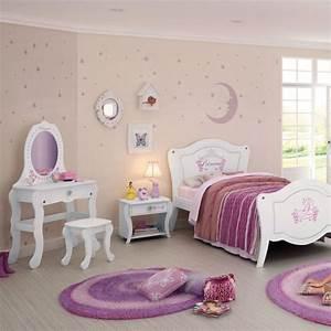 Décoration Murale Chambre Fille : d co chambre enfant 77 id es qui vont vous inspirer ~ Teatrodelosmanantiales.com Idées de Décoration