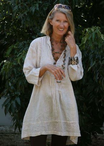 Sigrid Olsen Tunic Linen