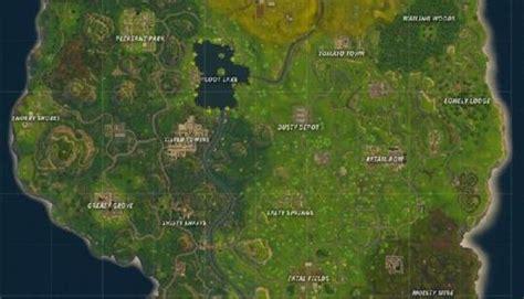 fortnite map guide  beginners guide  loot  drop