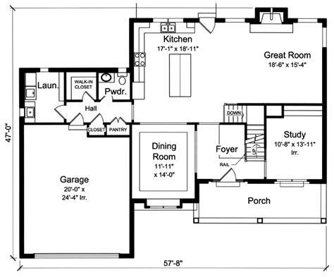great room house plans collections of 2 great room floor plans free home