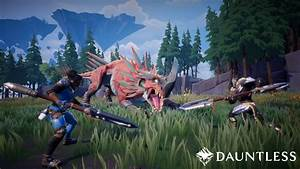 War Pike Added To Online Monster Slaying Title Dauntless