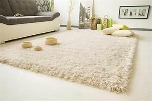Runder Teppich Weiß : teppich weis rund ~ Whattoseeinmadrid.com Haus und Dekorationen