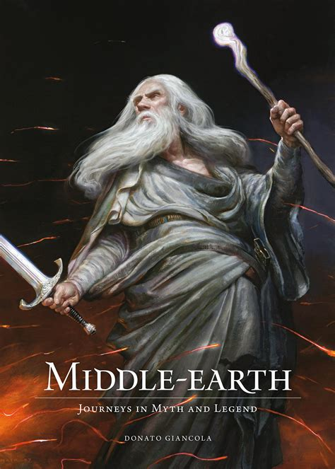 Middle-Earth: Journeys in Myth and Legend Art Book Coming ...