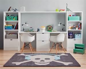 Bureau Ado Fille : cool bureau chambre fille cuisine bureau enfant fille ~ Melissatoandfro.com Idées de Décoration