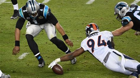 turnovers  penalties doomed panthers  super bowl  loss