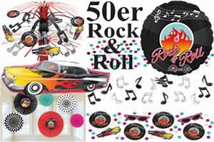 Deko 50er Party : ballonsupermarkt 50er jahre party partydekoration rock and roll deko und ~ Sanjose-hotels-ca.com Haus und Dekorationen