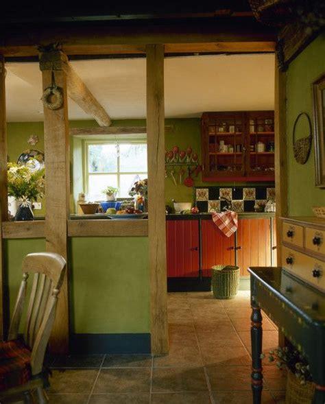 green country kitchen ideas  pinterest