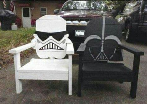 star wars homemade lawn wars home and garden war wars and patio chairs